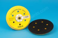 "6"" (150mm) Velcro backing pad"